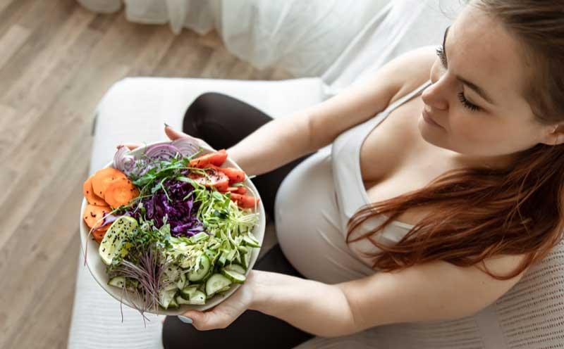 Nutrición durante el embarazo: Por qué es tan importante