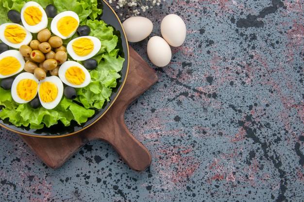 Formas saludables de cocinar huevos